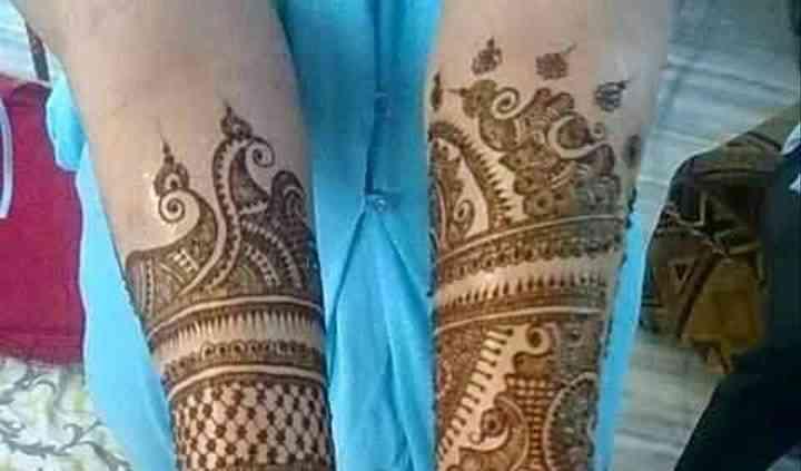 Mahesh Mehandi Art