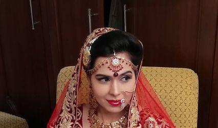 Zainab Sayyed Makeup Artist