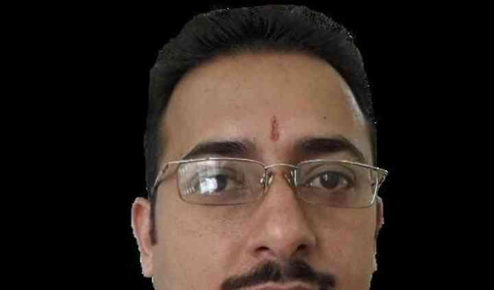 Swami Anand Madhav