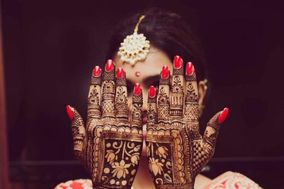 Ajay Mehendi Art
