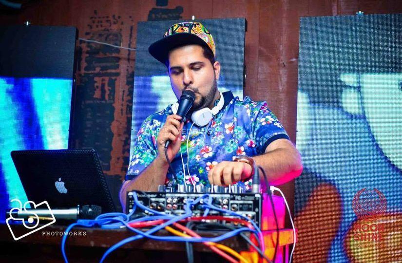 DJ Gunjan Sharma