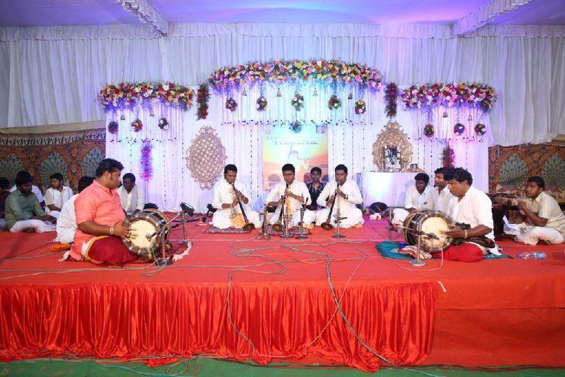Sai Baba Nadaswara Brundam