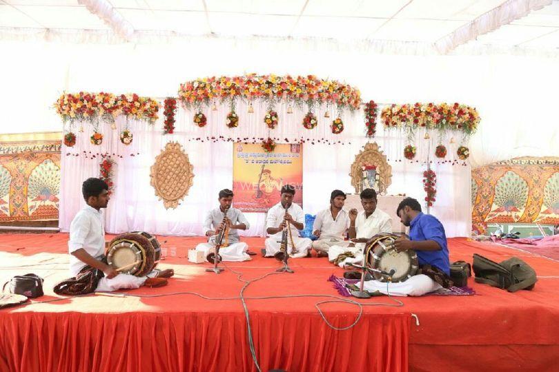 Thyagaraja Swamy event