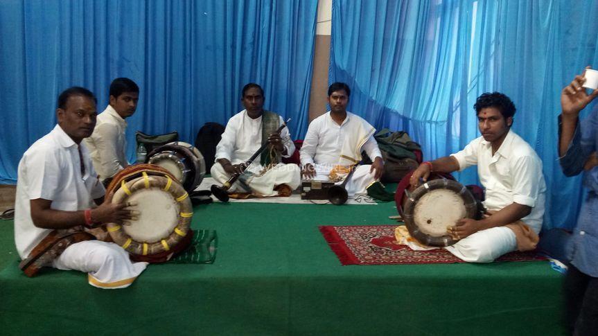 Naadaswaramelam at rtc road