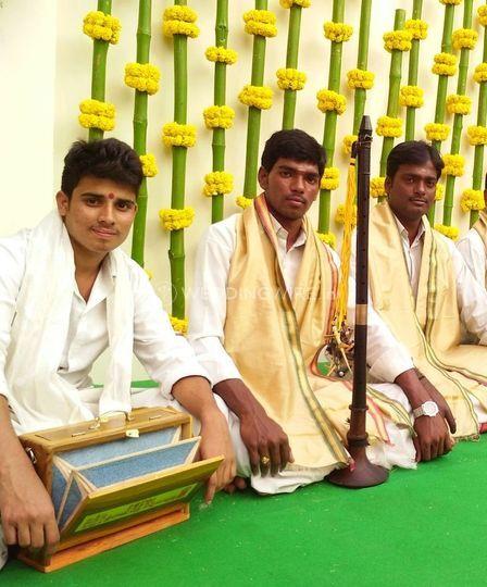 Nadaswaram at marriage