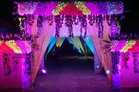 Mahavir Flower Decoration