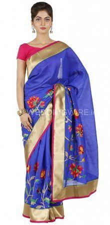 Colourful sarees