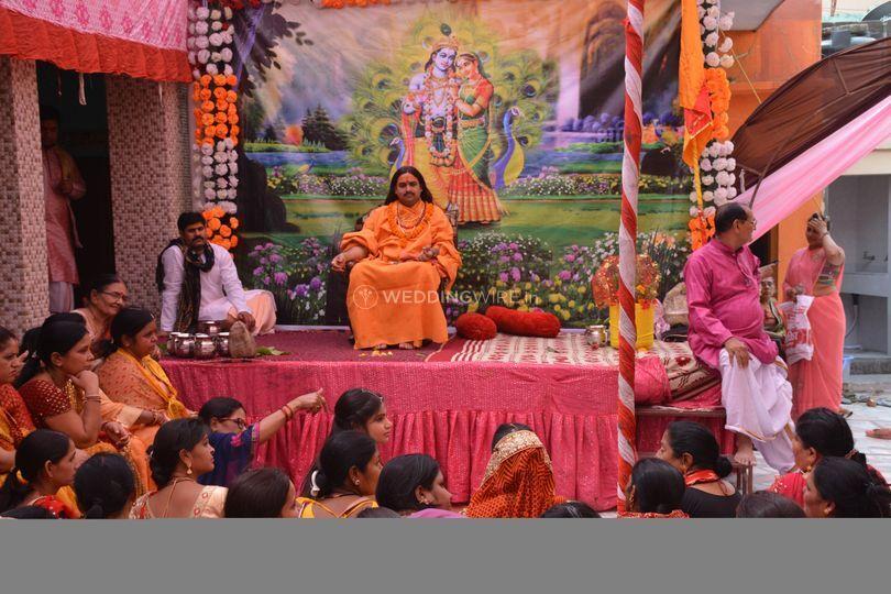 Pandit Himanshu Bhardwaj. Ramnagar