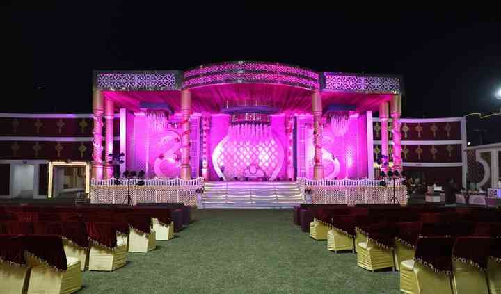 Bling Palace - The Party Lawn