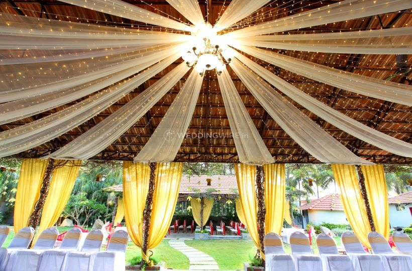 Marriage Garden- Event space