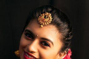 Makeup Artist Karthika, Coimbatore