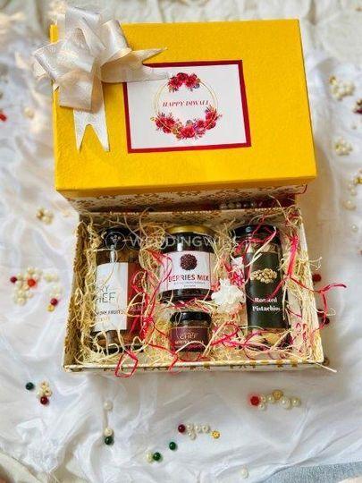 Haldi Ceremony Gifts