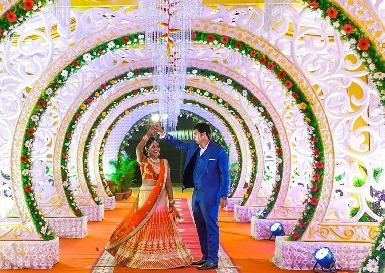 Pathway Decorations In Chennai From Mark1 Decors Photo 30
