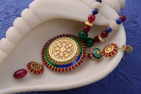 Thewa Jewellery, Jaipur