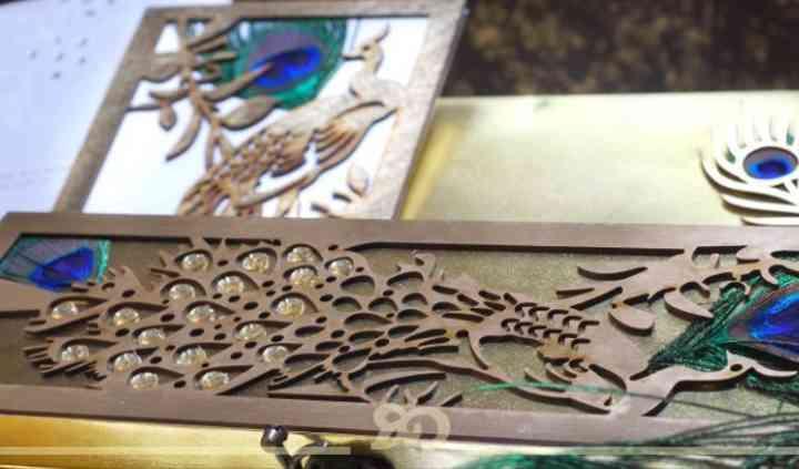 Aksaara Wedding Cards and Accessories