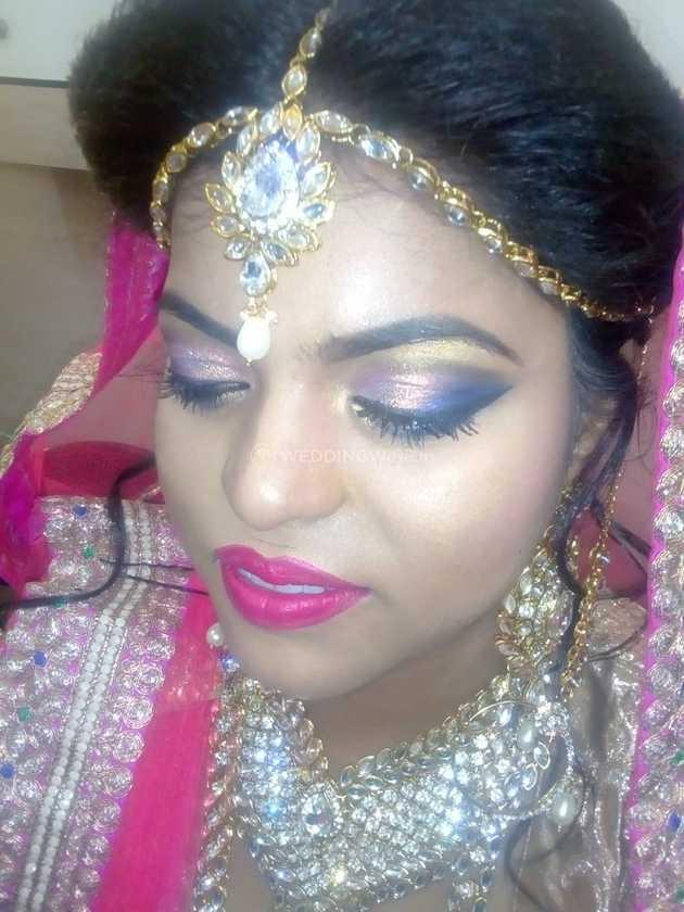 Bridal Makeup From Kaya Women Beauty Parlour Photos