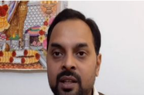 Astrologer Anubhav Nigam, Pandav Nagar