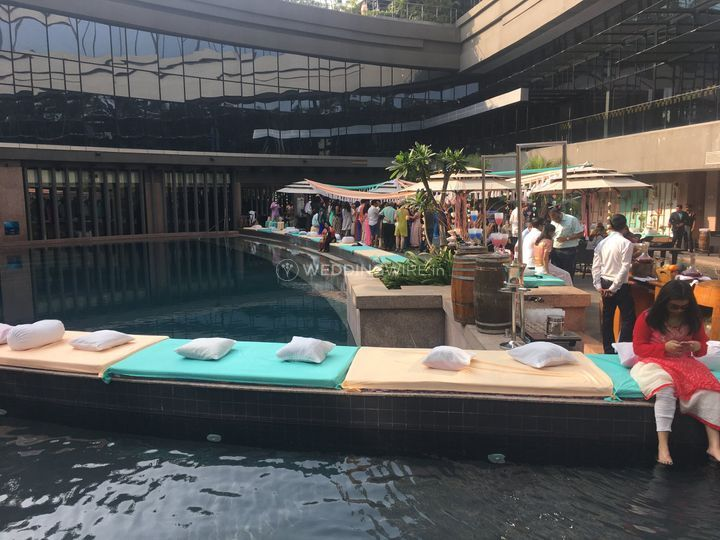 Venue - Pool Side