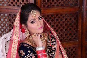 Makeup by Jyoti & Bhawna