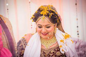 Makeup by Jyoti Samwani