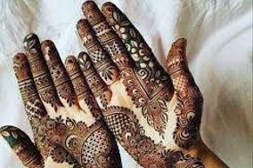 Ashish Mehandi Arts by Ashish