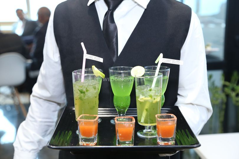 Mocktail Service