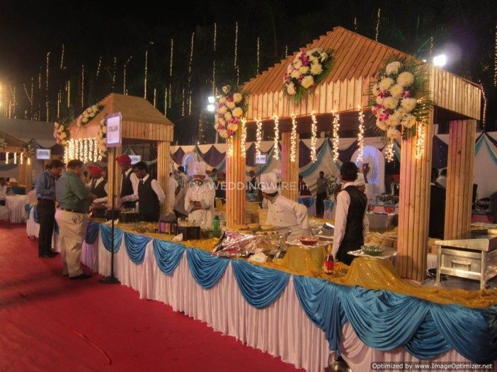 Decor setup