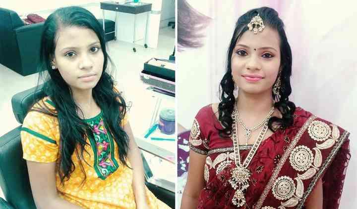 Green Trends Unisex Hair & Style Salon, Thrissur