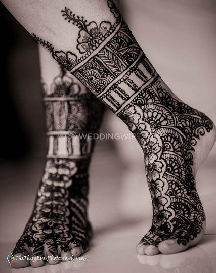Mehendi/henna