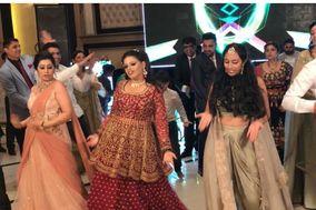 Dream Wedding Choreography By Sunil Kumar