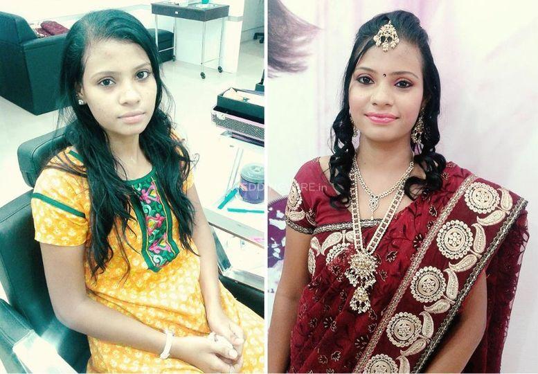 Green Trends Unisex Hair & Style Salon, Markat Nagar