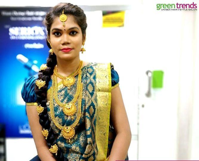 Green Trends Unisex Hair & Style Salon (6)