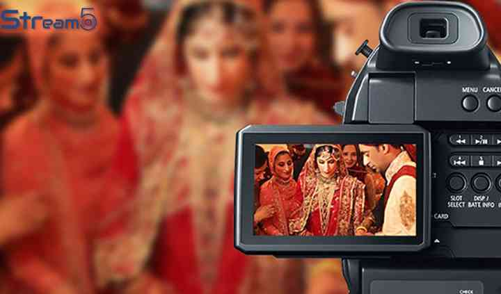 Live videography broadcasting