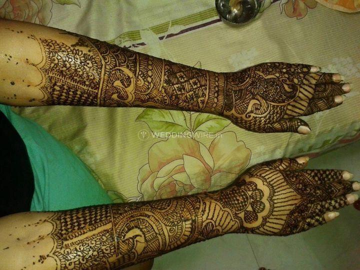 Mehendi The Indian Art