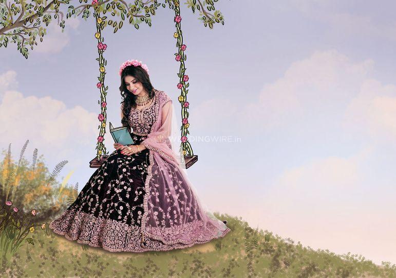 Bridal Lehenga- Lehenga designs