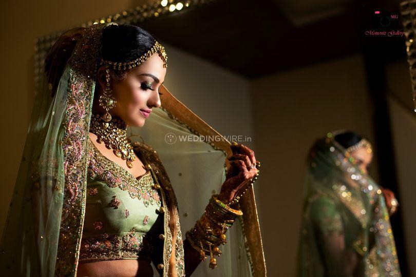 Bridal shoot