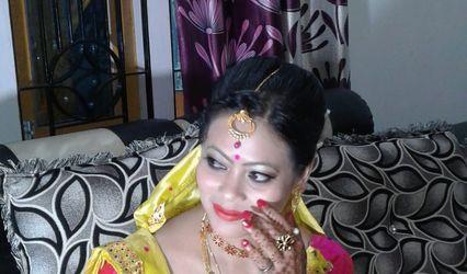 New Attitude Unisex Beauty Salon, Nalbari