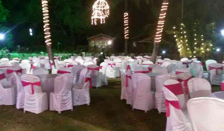 Decoration of weddings