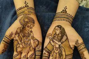 Satyadev Mehandi Artist