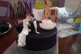 Edible Sugar Cake Toppers by Shweta