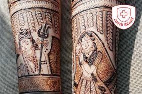 Dev Kumar Mehndi Art