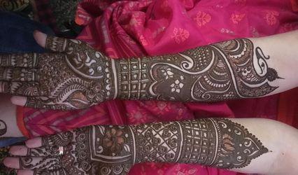 Rohit Mehndi Arts