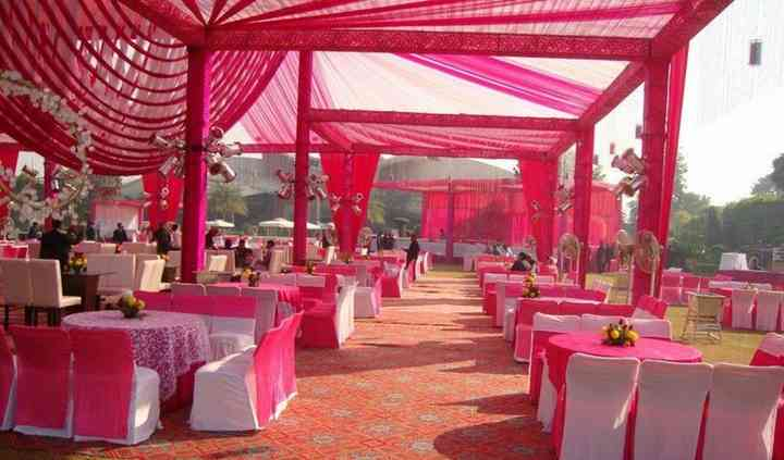 Maan Grand Tent & Catering House