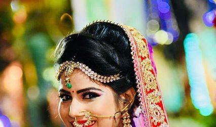 Jawed Habib Hair and Beauty Salon, Mahamayatala