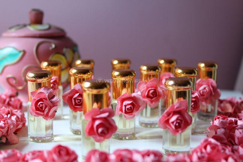 Small Ittar Bottles