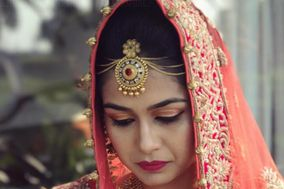 Goa Hair & MakeUp Artist - Safina Khan