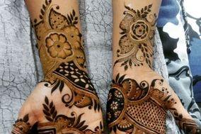 Jyoti Mehndi Art