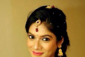 Make Up by Vidhya