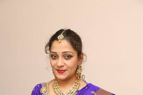 Bridal Make Up by Deepa