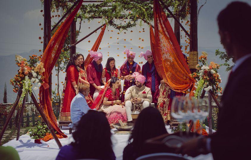 JW Marriott weddings
